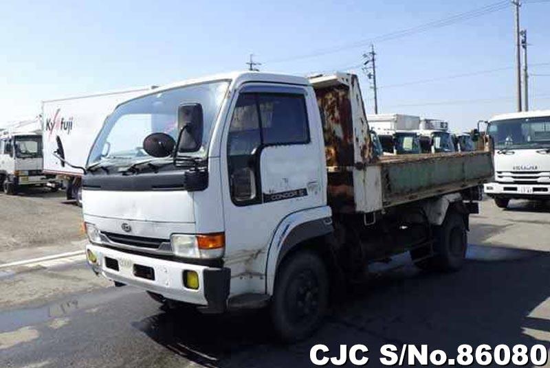14062-Japan Used 2012 Nissan Ud SKG-MK38L Truck Dump Truck