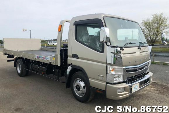 2020 Mitsubishi / Canter Stock No. 86752
