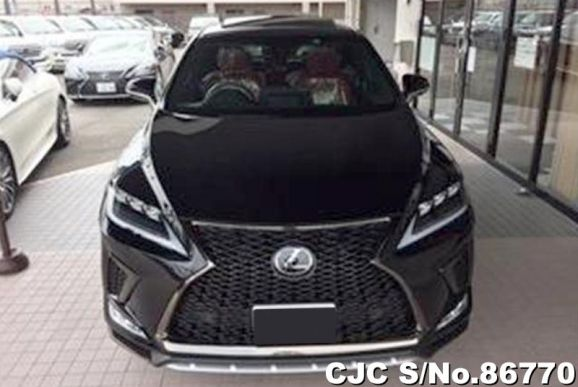 2020 Lexus / RX 200 Stock No. 86770