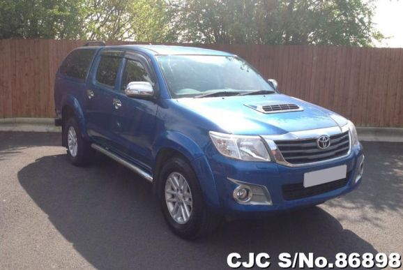 2013 Toyota / Hilux Stock No. 86898