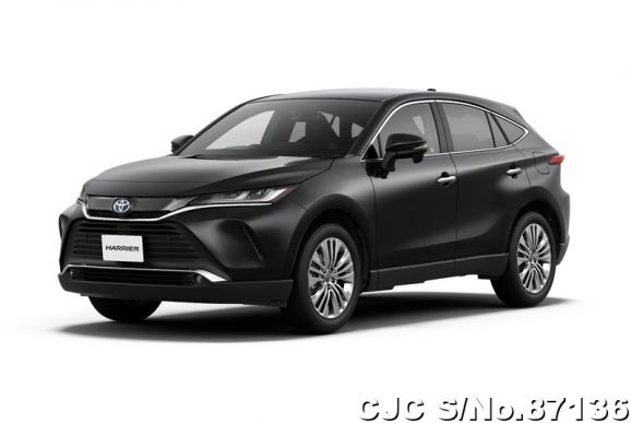 2020 Toyota / Harrier Stock No. 87136