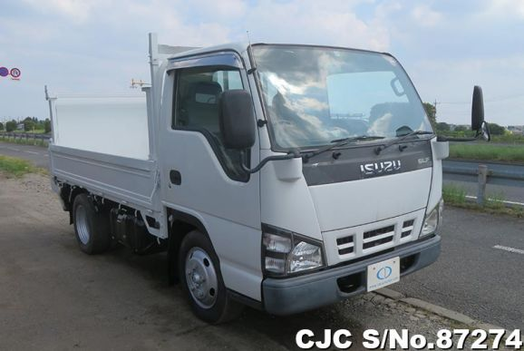 2006 Isuzu / Elf Stock No. 87274