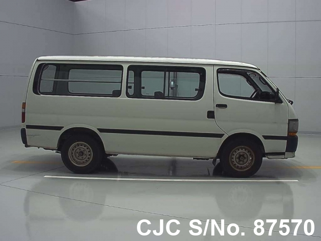 1998 Toyota / Hiace Stock No. 87570