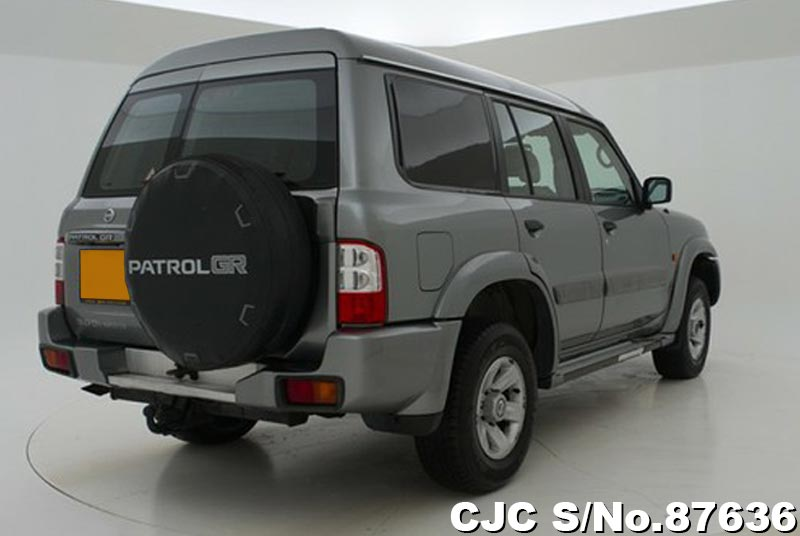 2003 Nissan / Patrol Stock No. 87636