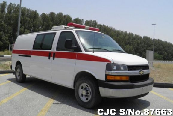 2016 Chevrolet / Express Stock No. 87663