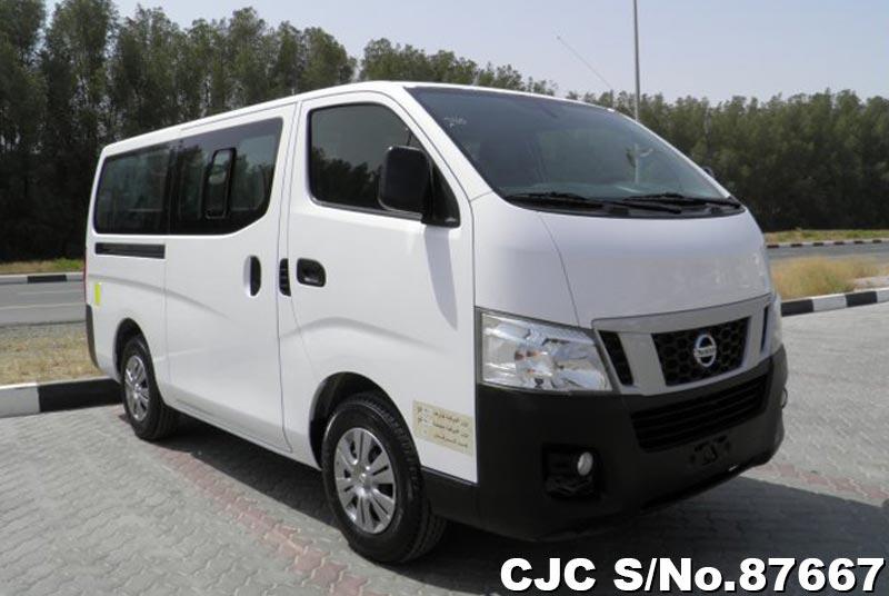 2016 Nissan / Urvan Stock No. 87667