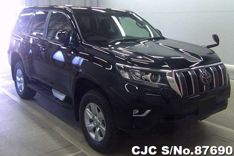 2020 Toyota / Land Cruiser Prado Stock No. 87690
