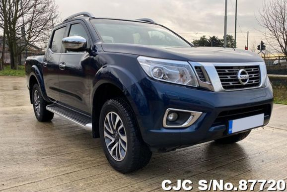 2016 Nissan / Navara Stock No. 87720
