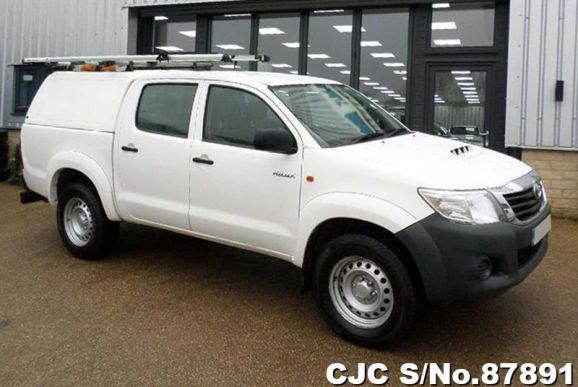 2016 Toyota / Hilux Stock No. 87891