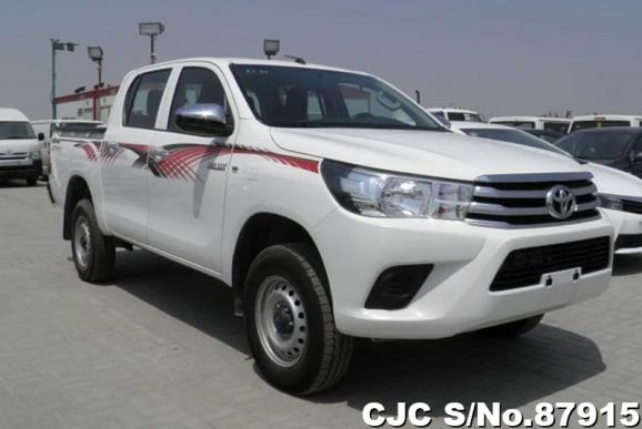 2016 Toyota / Hilux Stock No. 87915