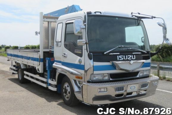1995 Isuzu / Forward Stock No. 87926