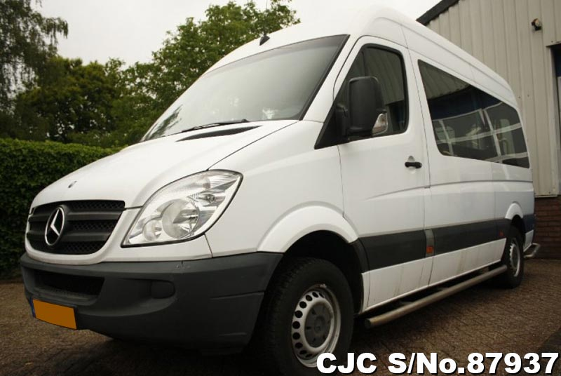 2010 Mercedes Benz / Sprinter Stock No. 87937