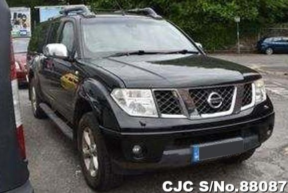2005 Nissan / Navara Stock No. 88087