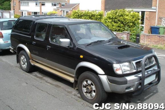 2001 Nissan / Navara Stock No. 88094