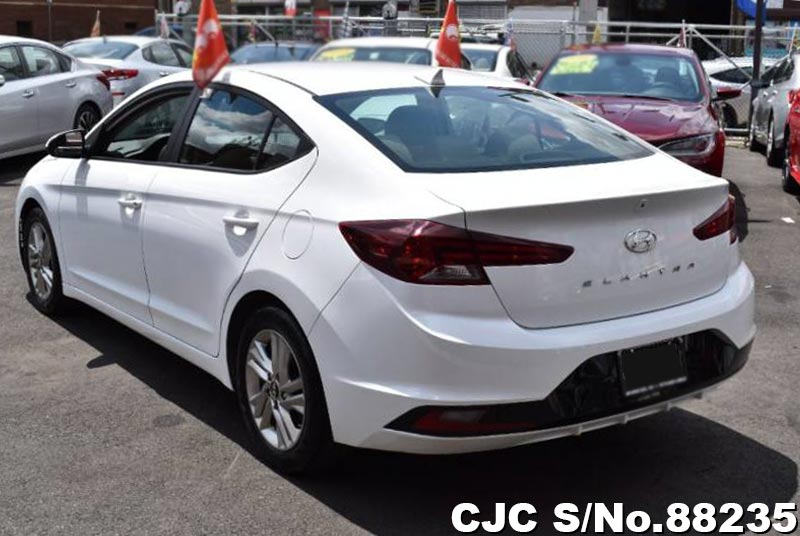 2019 Hyundai / Elantra  Stock No. 88235