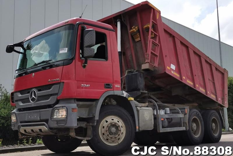 2013 Mercedes Benz / Actros Stock No. 88308