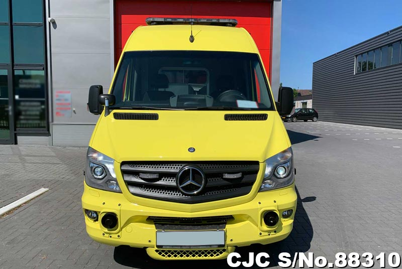 2014 Mercedes Benz / Sprinter Stock No. 88310