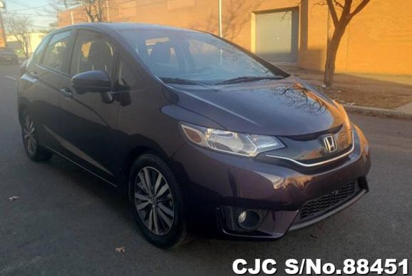 2016 Honda / Fit Stock No. 88451