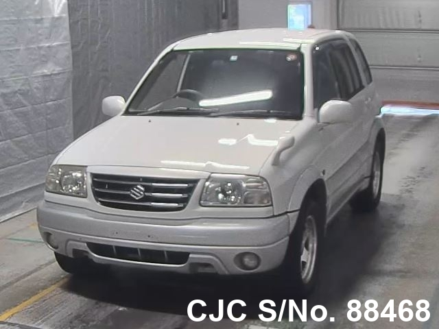 2003 Suzuki / Escudo Grand Vitara Stock No. 88468