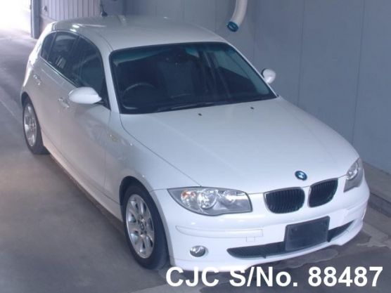 2005 BMW / 1 Series Stock No. 88487