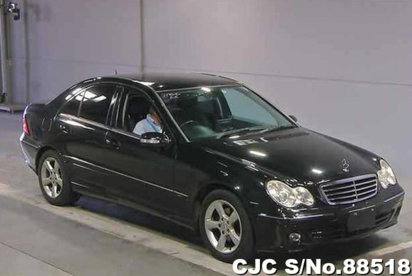 2005 Mercedes Benz / C Class Stock No. 88518