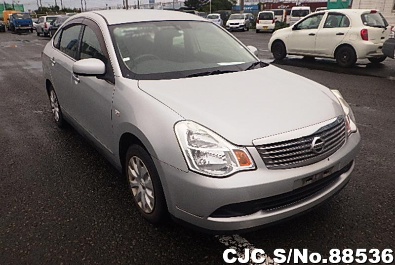 2011 Nissan / Bluebird Sylphy Stock No. 88536