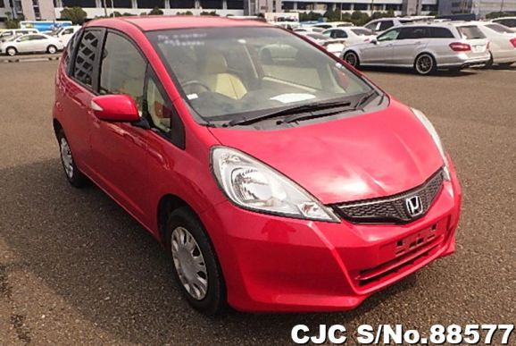 2011 Honda / Fit Stock No. 88577