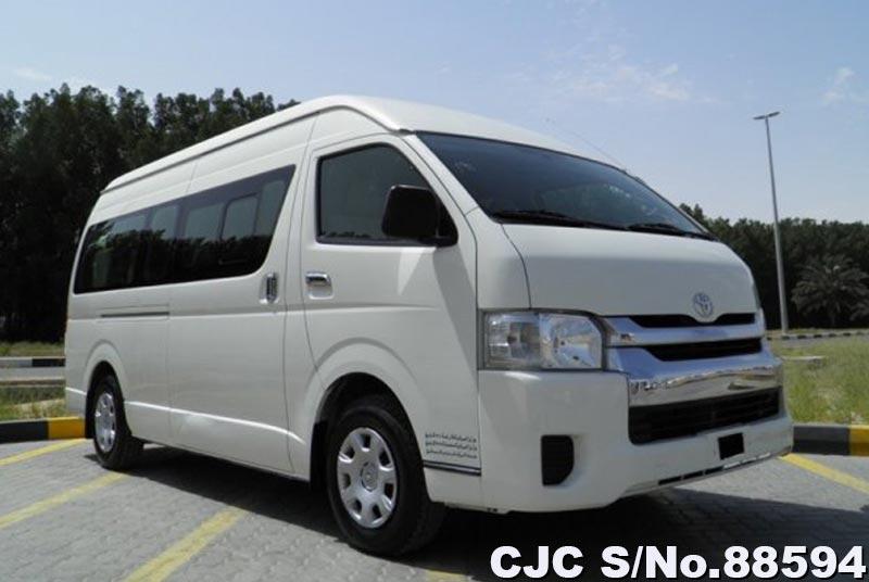 2015 Toyota / Hiace Stock No. 88594