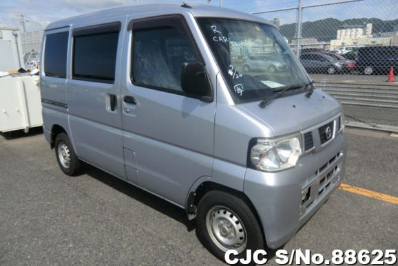 2012 Nissan / Clipper Van Stock No. 88625