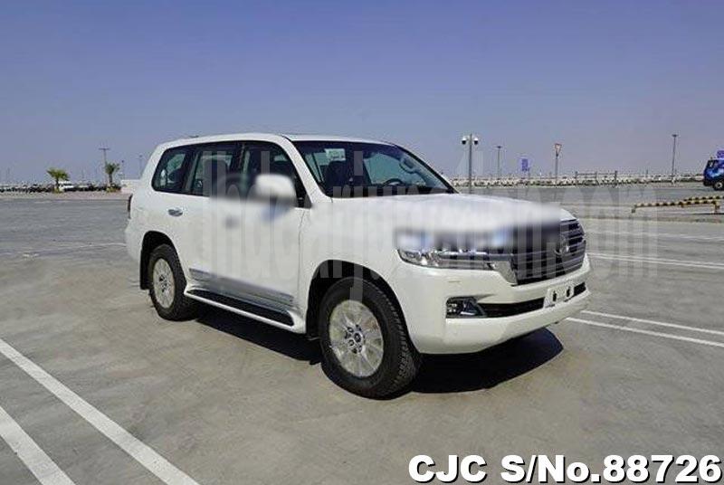 2020 Toyota / Land Cruiser Stock No. 88726