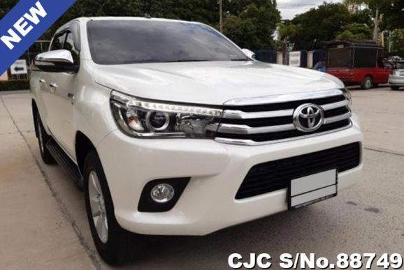2017 Toyota / Hilux Stock No. 88749