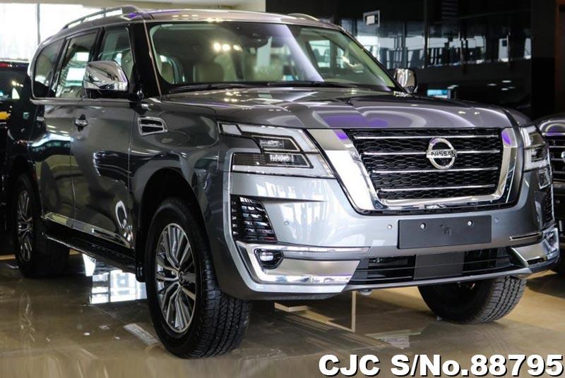 2020 Nissan / Patrol Stock No. 88795