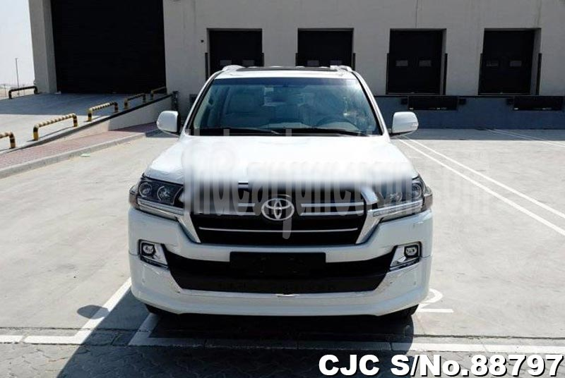 2020 Toyota / Land Cruiser Stock No. 88797