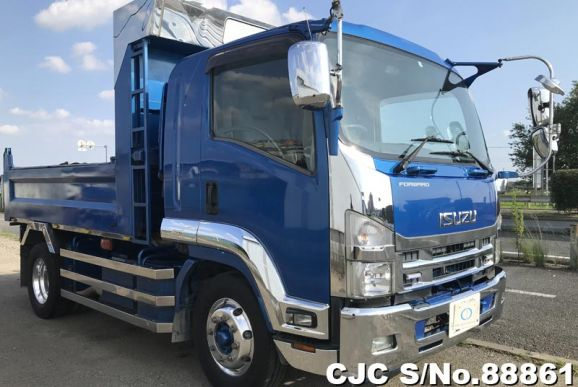 2012 Isuzu / Forward Stock No. 88861