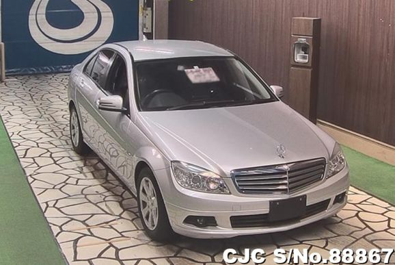 2010 Mercedes Benz / C Class Stock No. 88867