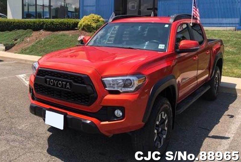 2017 Toyota / Tacoma Stock No. 88965