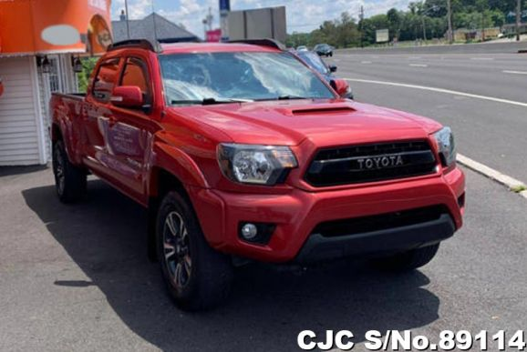 2014 Toyota / Tacoma Stock No. 89114