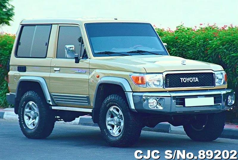 2016 Toyota / Land Cruiser Stock No. 89202