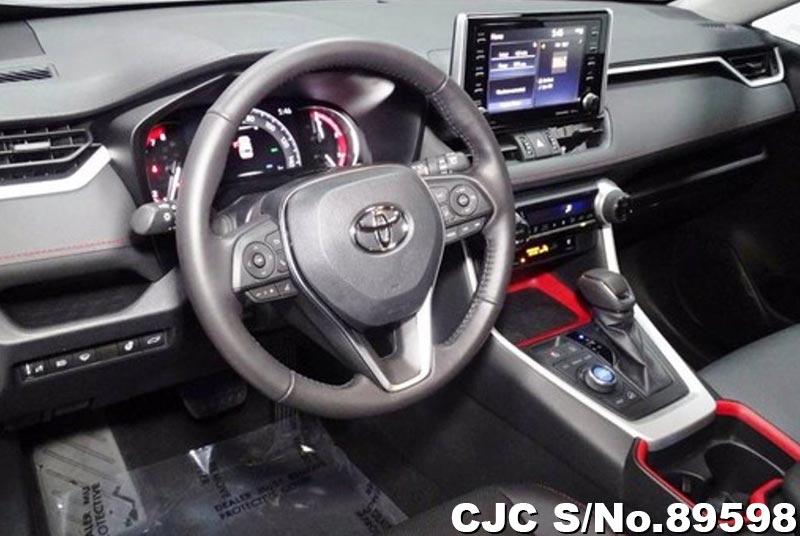 2020 Toyota / Rav4 Stock No. 89598