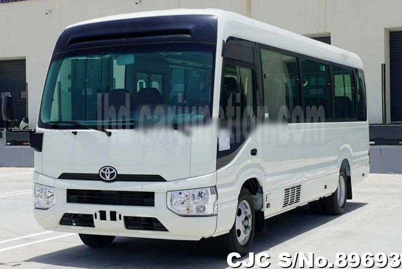 2020 Toyota / Coaster Stock No. 89693