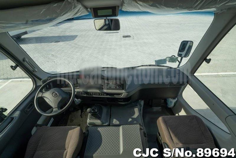 2020 Toyota / Coaster Stock No. 89694