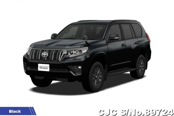 2020 Toyota / Land Cruiser Prado Stock No. 89724