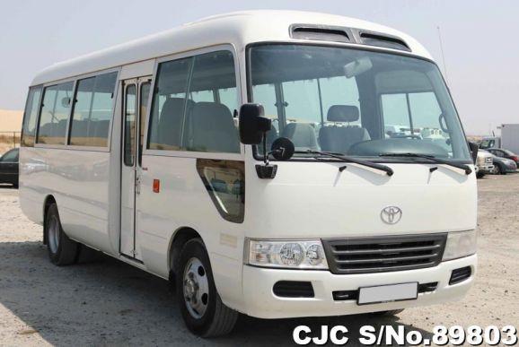2014 Toyota / Coaster Stock No. 89803