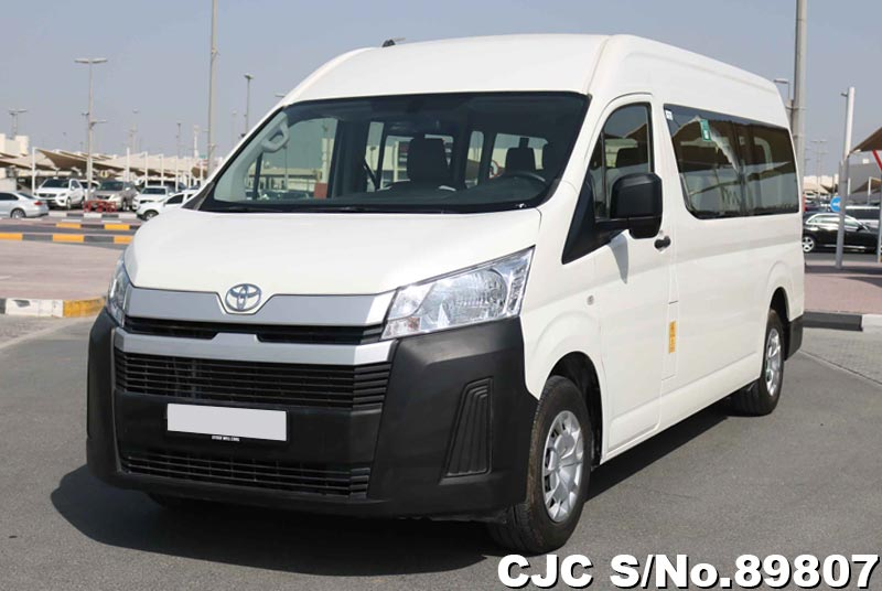 2020 Toyota / Hiace Stock No. 89807