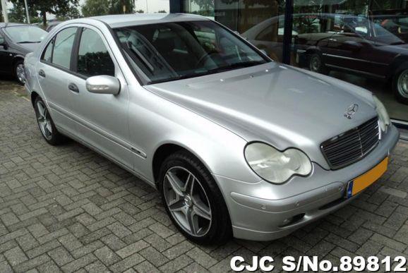 2004 Mercedes Benz / C Class Stock No. 89812