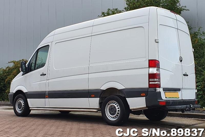 2012 Mercedes Benz / Sprinter Stock No. 89837