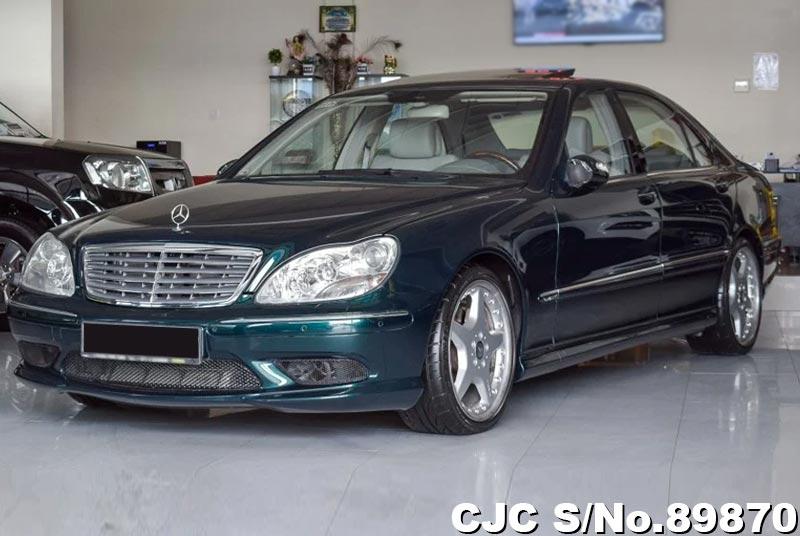 2005 Mercedes Benz / S Class Stock No. 89870
