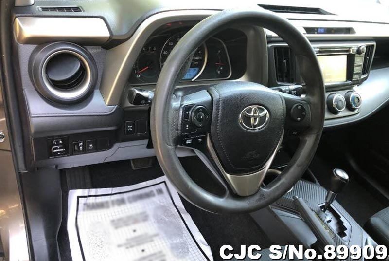 2015 Toyota / Rav4 Stock No. 89909