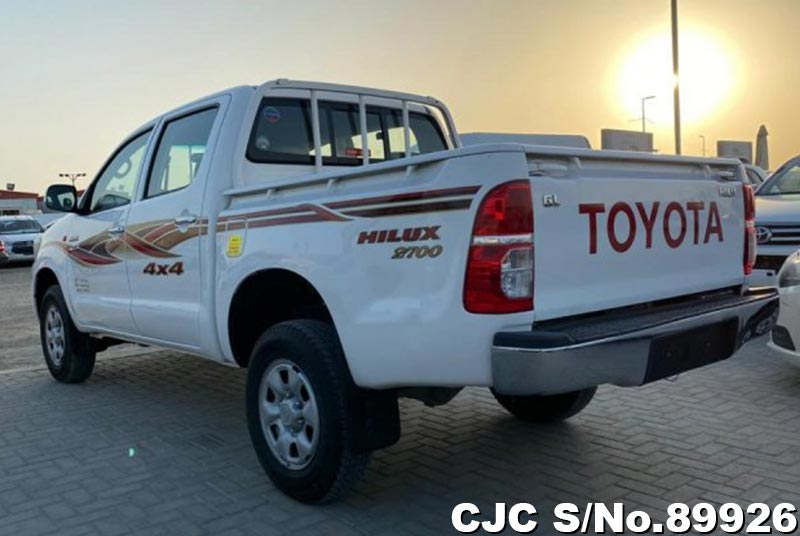 2015 Toyota / Hilux Stock No. 89926