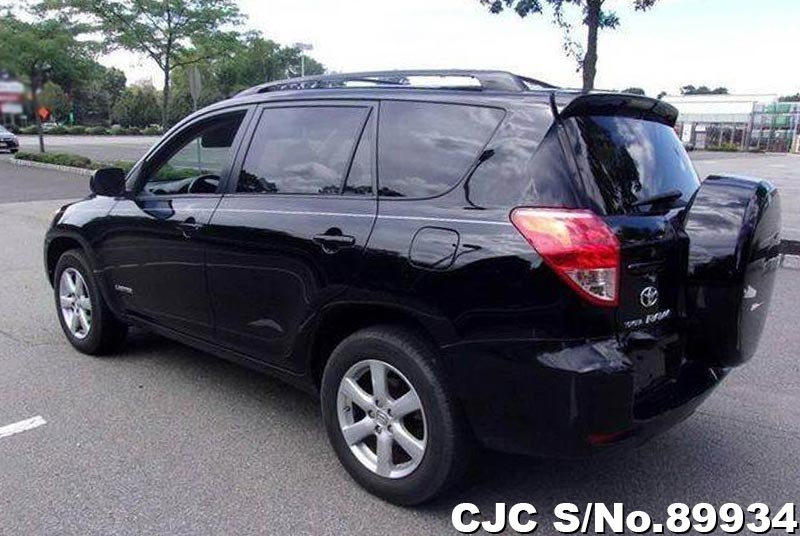 2007 Toyota / Rav4 Stock No. 89934